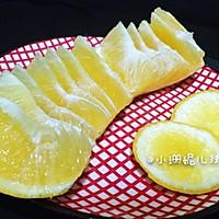 两种方法巧剥橙子的做法图解7