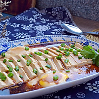 鸡蛋蒸豆腐#嘉宝笑容厨房#的做法图解18