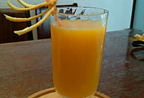 苹果甜橙饮的做法