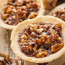 蜂蜜核桃挞