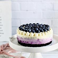 芝士就是力量——蓝莓奥利奥冻芝士蛋糕