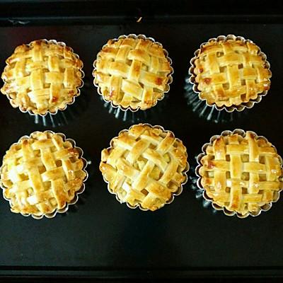 六个装小苹果派