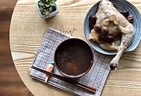 #秋天怎么吃#花旗参花胶鸡汤的做法
