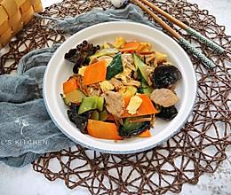 家常下饭菜:木须肉的做法