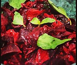 俄式红菜头乱炖的做法