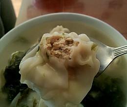 香菇虾米三鲜馄饨的做法