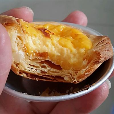 原味蛋挞(蛋挞皮,液都有做法哦)