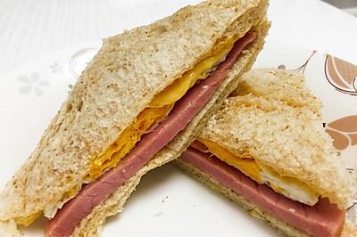 绝命好吃三明治-5分钟搞定
