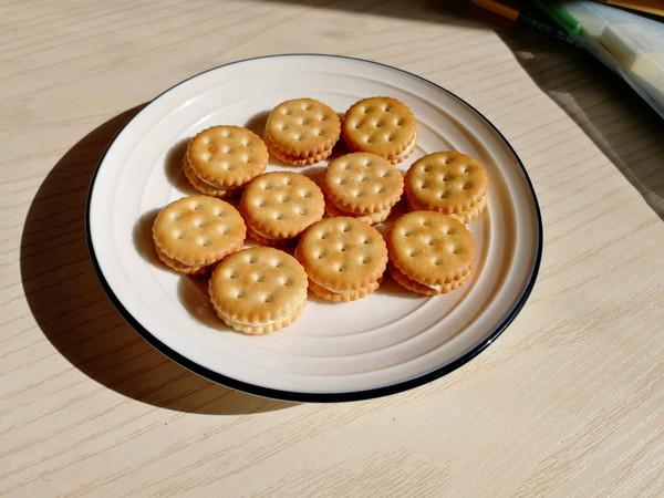 原味牛扎小饼干的做法