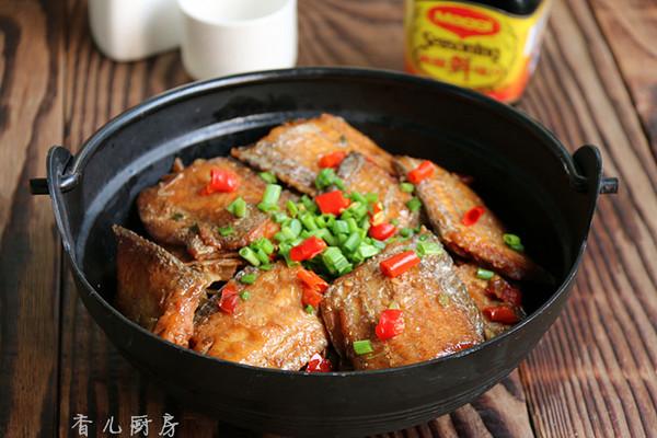 泡椒干锅带鱼的做法