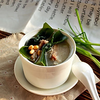 海带黄豆煲小排的做法图解9
