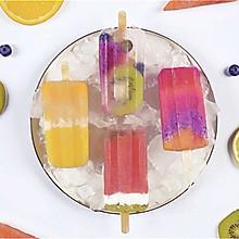 4款夏日缤纷水果冰棒!