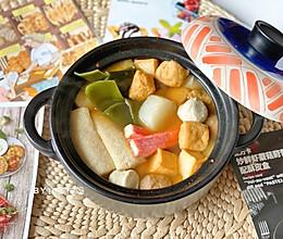 #换着花样吃早餐#关东煮的做法