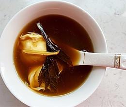 艾叶生姜鸡蛋红糖水的做法