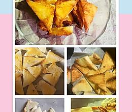 黄油面包干的做法
