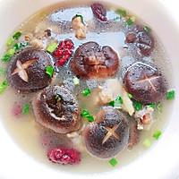 #美食视频挑战赛# 鲜香浓郁的香菇炖鸡汤的做法图解6