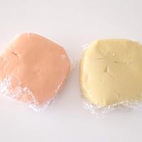 萌萌月兔烧果子,松软香甜,最佳春节手工点心的做法图解5