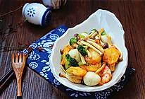 三鲜日本豆腐的做法