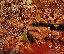 水煮牛肉片的做法