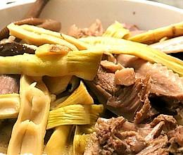 家烧杭州老鸭煲的做法