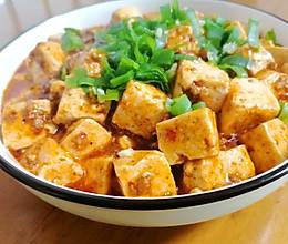 #我要上首焦#麻婆豆腐—随意发挥版的做法