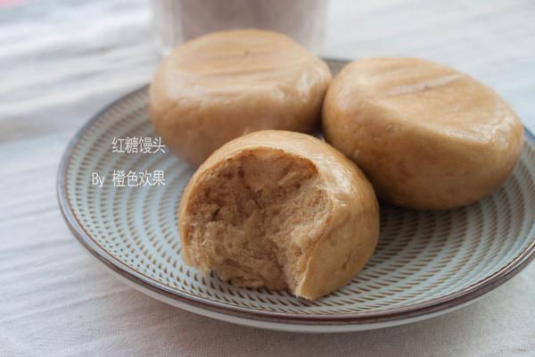 红糖馒头-嗖嗖嗖浓香型的做法