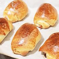 肉松红肠小面包之面包机版的做法图解10