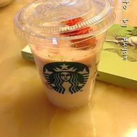 草莓果粒牛奶的做法图解7