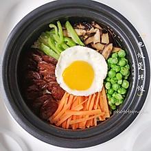 韩式拌饭(电饭煲版)