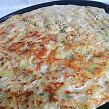 台州小吃/天台特色美食 洋芋丝肉麦饼