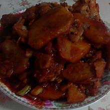 韩式土豆鳕鱼