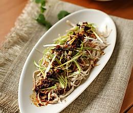 最上瘾的绝味川菜——棒棒鸡丝的做法