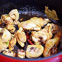 #做道好菜,自我宠爱!#鸡块炖腐竹的做法图解10