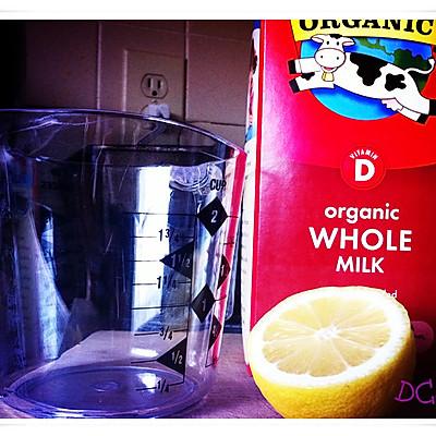 自制酪乳 buttermilk