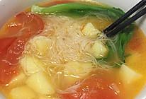 番茄土豆面的做法