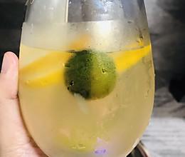 #营养小食光#金桔柠檬水,解暑特饮的做法
