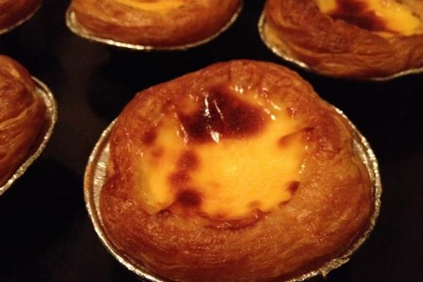 花儿的蛋挞的做法