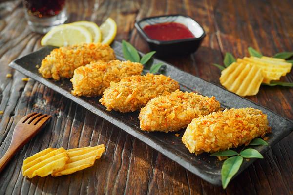 日食记丨薯片鸡翅的做法