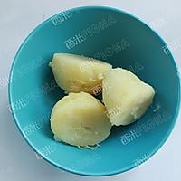 蔓越莓土豆球的做法图解4