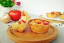 【花样西红柿】–【雪梨西红柿蛋塔】的做法