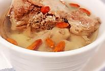 健脾养胃-甘草羊肉汤的做法