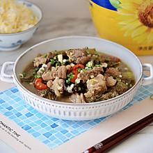 #快手又营养,我家的冬日必备菜品#老坛酸菜牛肉➕米线