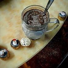 热巧克力牛奶