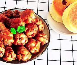 【可乐鸡翅根】1分钟学会只用两种材料的简单易学的懒人菜谱的做法