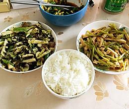 春笋小炒肉的做法