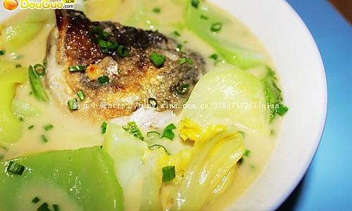大芥菜鱼头汤的做法