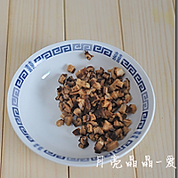 香菇肉丁油饭的做法图解4