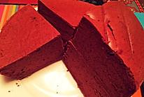 红丝绒蛋糕(8寸)的做法