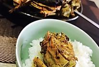 卉子私厨秘制炒河蟹的做法
