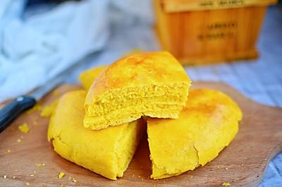 烤南瓜千层饼
